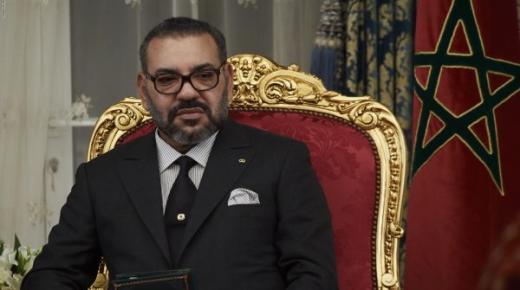 """من الحسيمة.. الملك معزيا أسرة الطفل عدنان """"نستنكر هذا الفعل الإجرامي الشنيع"""""""