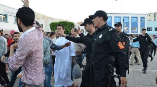 الأمن يمنع إفطارا جماعيا لنشطاء الحراك بالناظور