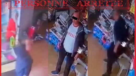 ضربة أمنية بالناظور: القبض على صاحب فيديو سرقة هاتف من داخل محل تجاري