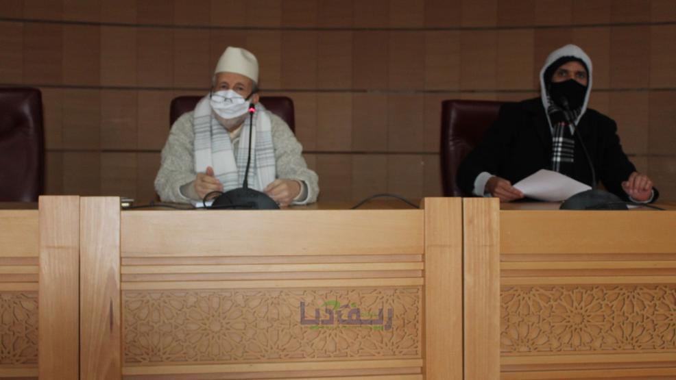 افتتاحا للموسم الجديد: المجلس الإقليمي يجتمع بالأئمة و المرشدين و المرشدات بالناظور (+صور)