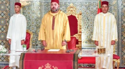 الملك يدعو الجزائر الى حوار مباشر لتجاوز الخلافات