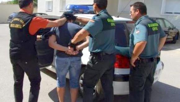 جريمة بشعة تقود مغربيين إلى الإعتقال في إسبانيا