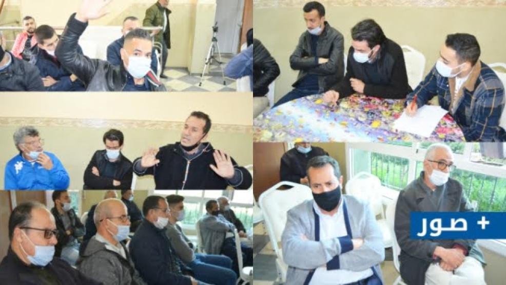 الدكتور محمد علالي رئيسا لجمعية حي البستان (+صور)