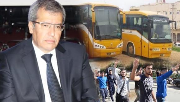حرمان طلبة بني بوغافر من النقل الجامعي يدفع الجمعية المغربية لحقوق الإنسان الى مراسلة عامل الإقليم