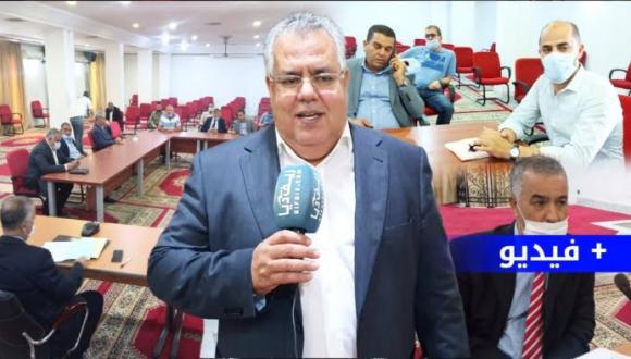 عبد الحليم فوطاط رئيسا لمجلس مجموعة الجماعات بإقليم الناظور لولاية ثانية (فيديو وصور)