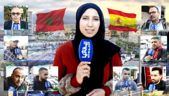مواطنوا الناظور يعبرون عن آرائهم حول التصريحات الأخيرة للعثماني و الداعية للنقاش في مغربية مليلية و سبتة (+فيديو)
