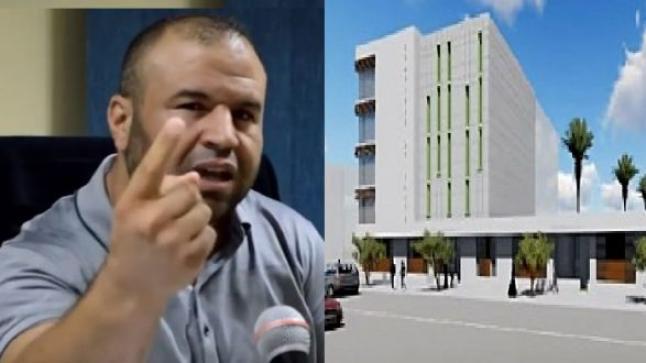 بالفيديو.. حوليش يلح على وزير الصحة لإستكمال أشغال مركز السرطان بالناظور