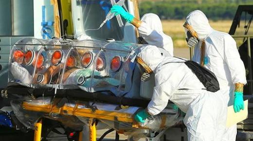 """علماء روس يتمكنون من ابتكار مصل ضد حمى ايبولا حسب قناة """"روسيا اليوم"""""""