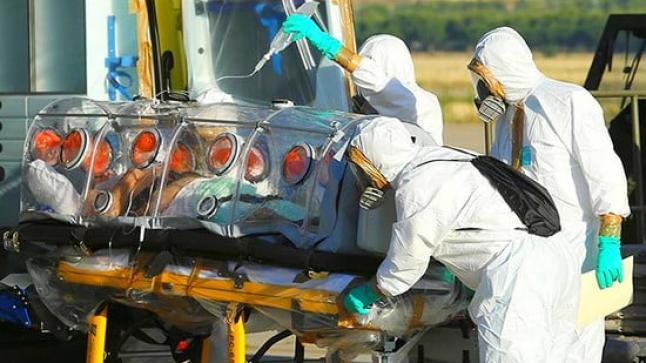 أول حالة إيبولا في العالم خارج القارة الإفريقية يتم تسجيلها في اسبانيا