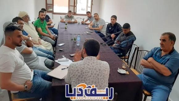 """اسماعيل شهبون كاتبا محليا لحزب """"المصباح"""" بجماعة إيعزانن (صور)"""