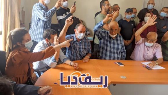للمرة الثانية جماعة احدادن برئاسة عبد الناصر أوليحي (+نتائج)