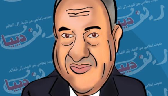 كاريكاتور ريف دييا : محمد أبرشان