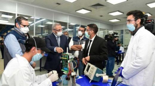 هذه هي الأسباب الحقيقية في عدم وصول أجهزة التنفس الصناعي المغربية إلى المستشفيات
