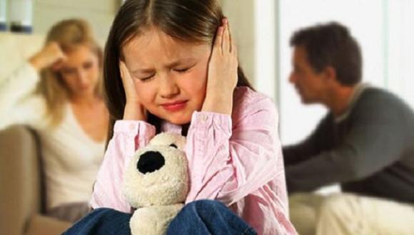 تداعيات العنف الزوجي على صحة الأطفال.. تعرف عليها