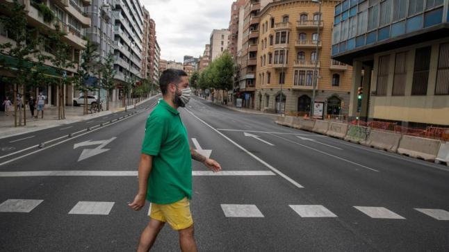 كاتالونيا: قيود جديدة بعد ارتفاع الإصابات بفيروس كورونا