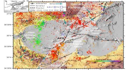 دراسة دولية تكشف السبب في وقوع زلزال 2016 بمنطقة الريف