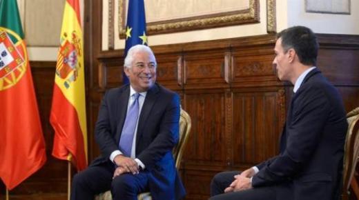 قمة اسبانية برتغالية تحسم في مقترح تنظيم مونديال 2030 بمشاركة المغرب