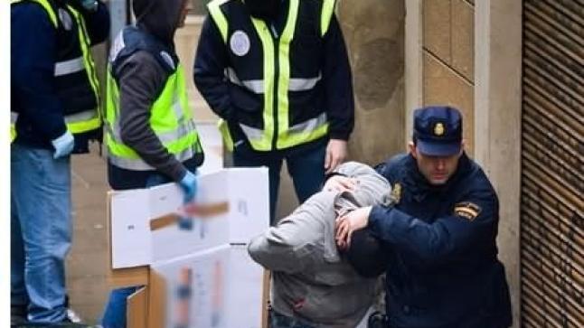فيديو: بينهم ثلاثة أشخاص من مليلية : تفكيك خلية إرهابية بالمغرب وإسبانيا
