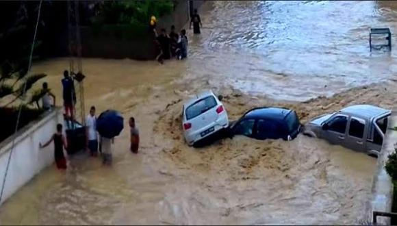 بلجيكا: خسائر بشرية وأضرار مادية جسيمة بسبب فيضانات وسيول (فيديو)