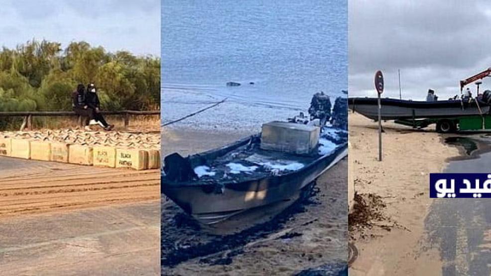 إسبانيا.. العثور على أطنان من المخدرات على متن فانتوم والحرس المدني يفتح تحقيقا (فيديو)