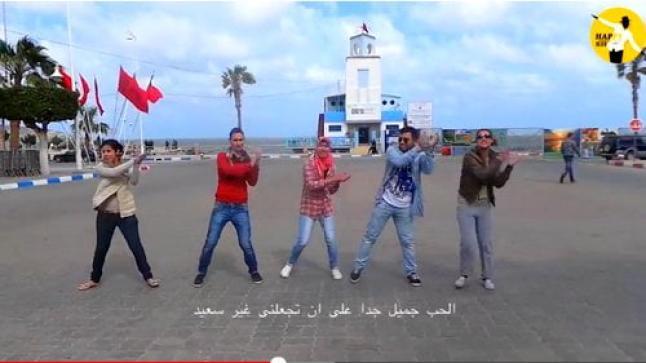 """""""نحن سُعَداء"""" من الناظور والحسيمة happy from RIF"""