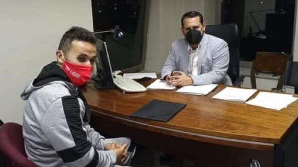 السلطات الاسبانية تفرج عن الناشط الحراكي جمال مونا