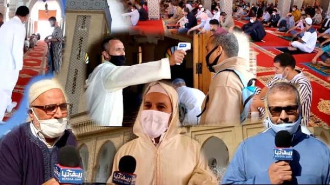 ربورطاج.. هكذا مرت أجواء أول صلاة جمعة بمساجد فرخانة والنواحي بعد 30 أسبوعا من المنع