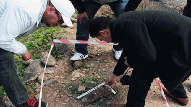 العثور على قنبلة داخل حديقة منزل يستنفر الأجهزة الأمنية في بني أنصار
