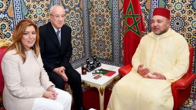 """سوزانا دياز: المغرب """"الحليف الأكثر استقرارا بالنسبة لإسبانيا وأوروبا"""""""