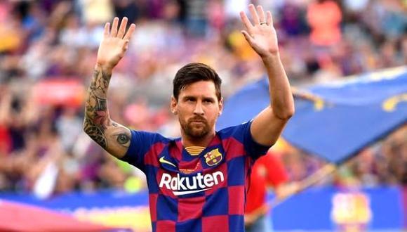 """برشلونة و""""ميسي"""" يتوصلان إلى اتفاق لتجديد العقد وهذه تفاصيله"""