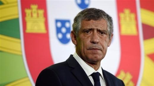 أول تعليق من مدرب البرتغال عن تواجد المغرب فى المجموعة