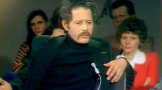 أول خرجة إعلامية لمحمد شكري في فرنسا سنة 1980 (فيديو)