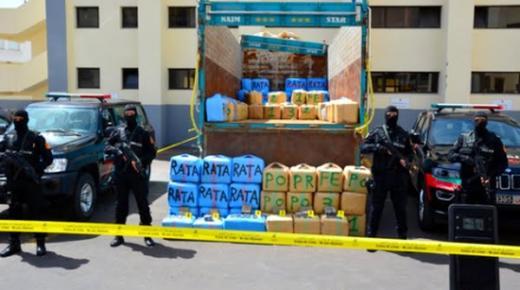 الناظور.. تهريب المخدرات يجرف منعشا عقاريا