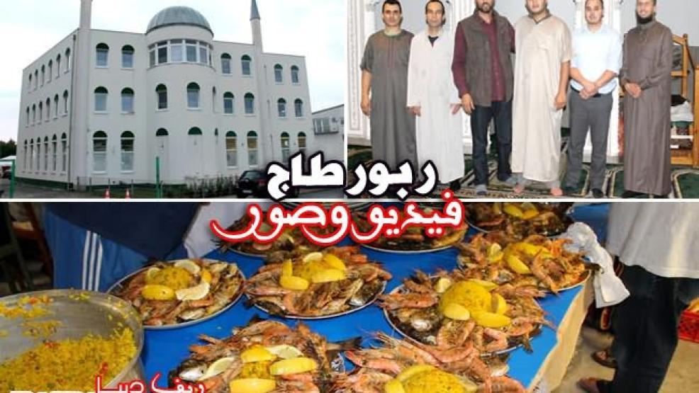 ألمانيا: مسجد السلام بدارمشتات معلمة دينية يشرف عليها شباب من الريف