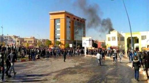 معتقلي أحداث جامعة وجدة يُضربون عن الطعام بعد أزيد من 4 أشهر بدون محاكمة