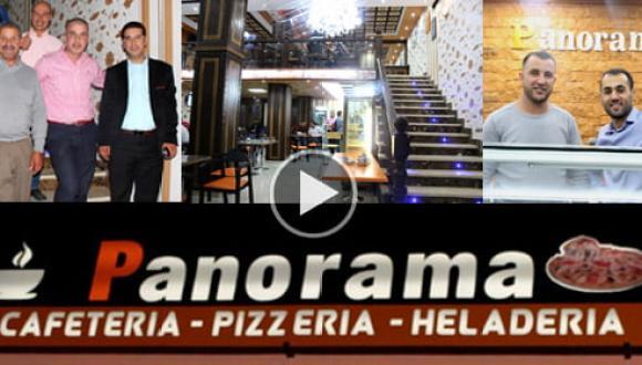 """افتتاح أول مقهى ببني شيكر بمواصفات حديثة وخدمات عصرية تحت إسم """"Panorama"""""""