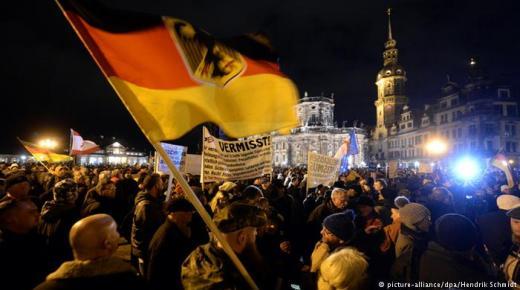"""""""البديل من أجل ألمانيا"""" يناشد أنصاره بعدم إتباع """"بيغيدا"""""""