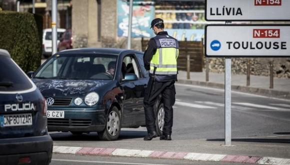 توقيف أكثر من 300 شخص زوّروا رخص مئات المغاربة في إسبانيا