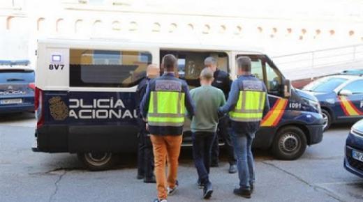 """اسبانيا.. اعتقال بارون مخدرات """"خطير"""" مبحوث عنه من طرف المغرب"""