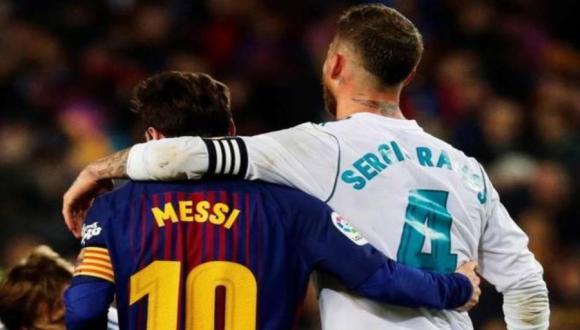 راموس يكيل المديح لميسي ويبدي رأيه في إمكانية انتقاله لريال مدريد