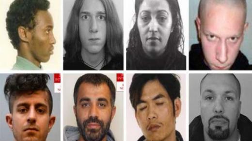 مغربية ضمن قائمة اخطر المجرمين المطلوبين في السويد