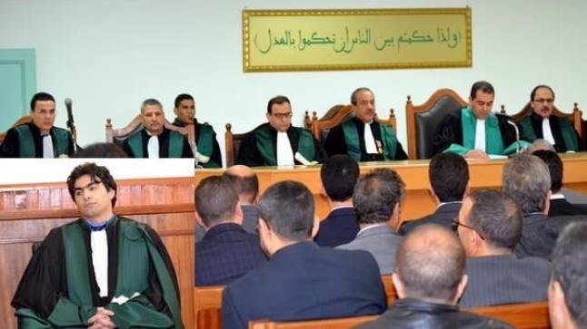 تنصيب رضوان البقالي قاضيا جديدا بمركز القاضي المقيم بتمسمان