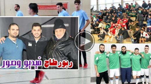 ألمانيا : وليد المختاري ينظم دوري في كرة القدم يذهب ريعه لاتمام مسجد الصداقة ببرونهايم