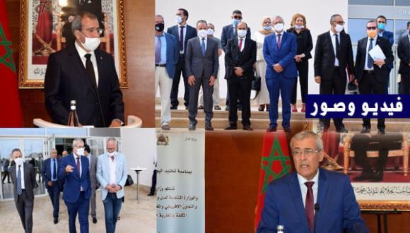 وزير العدل يحل بالناظور لترأس لقاء بمناسبة اليوم الوطني للمهاجر (فيديو وصور)