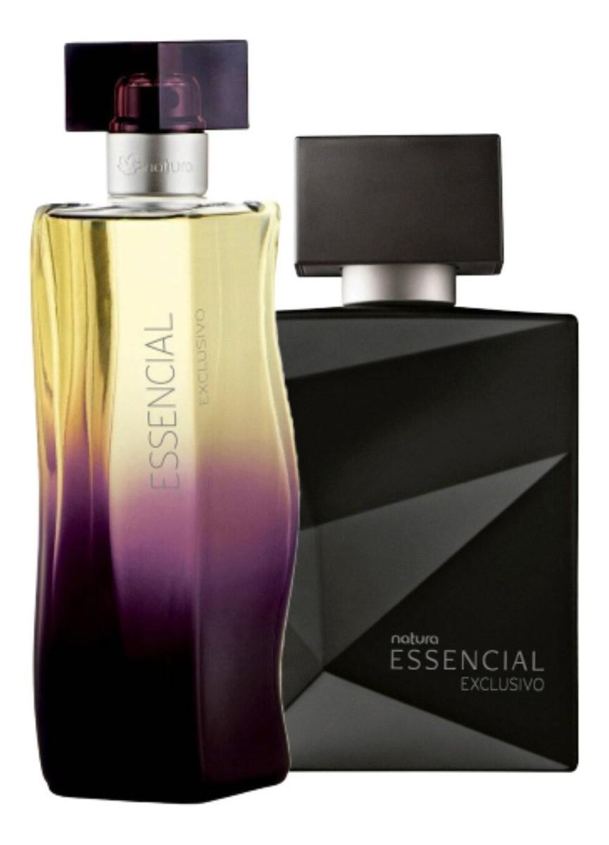Foto  - A fragrância do sucesso; Kit Essencial Exclusivo Masc. e Fem