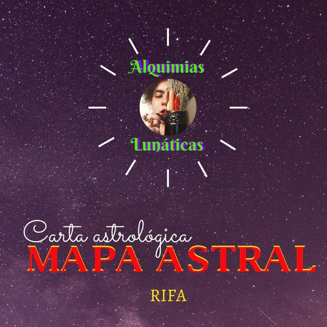 Foto  - MAPA ASTRAL