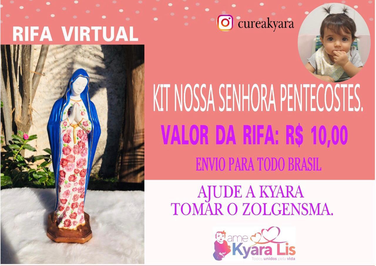 Foto  - Kit Nossa Senhora