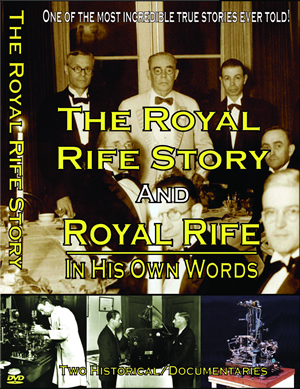 The Royal Rife Story