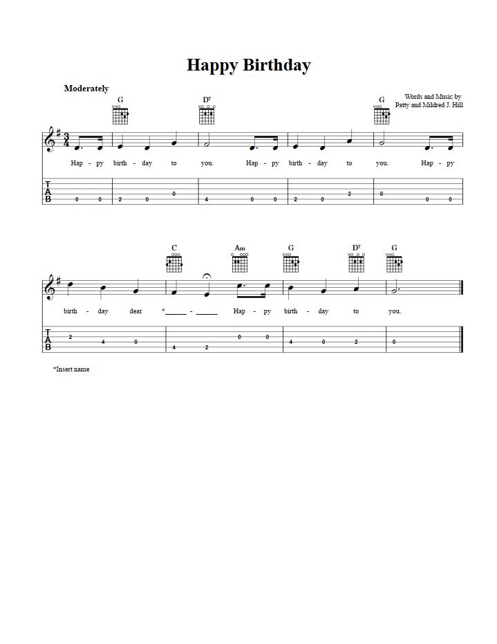 For B Flat Baritone Ukulele Chord