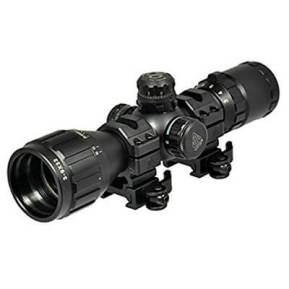 UTG 3-9x32 Compact CQB Bug Buster AO RGB Scope with Med